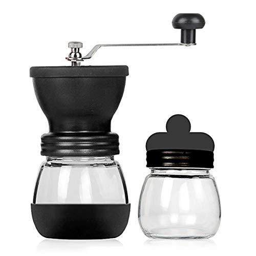 RongDuosi Wassen Hand-cranked Coffee Grinder Handmatige Koffiemachine Koffiebonen Grinder Huishoudelijke Crusher Verzegelde blikjes koffiemachines met peulen verzenden