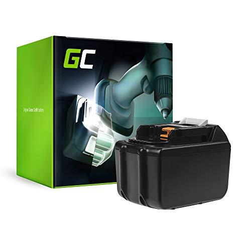 GC® (6Ah 18V Li-Ion celdas) Batería para Makita DLX2020Y de Herramienta Eléctrica