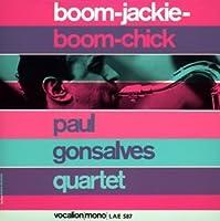 Boom-Jackie-Boom-Chick by Paul (Quartet) Gonsalves