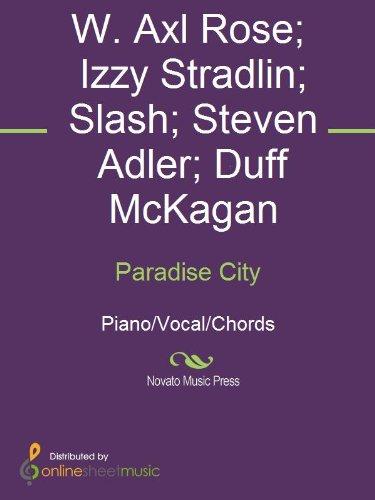 Paradise City (English Edition)