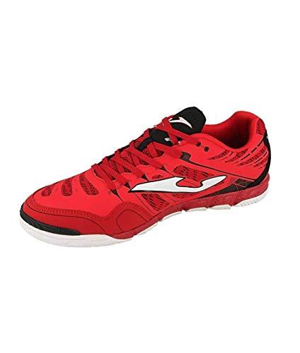 Joma - Chaussure de Futsal et Foot5 Rouge Super Regate IC Couleur - Rouge, Pointure - 42,5