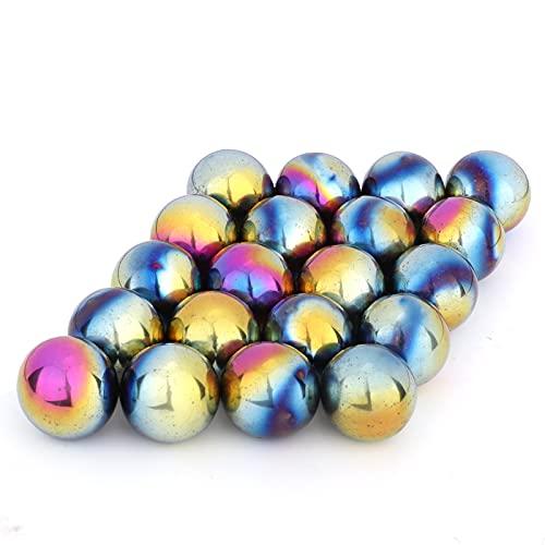 Science Kits Big Magnets Hematite Magnetic Rattlesnake Egg, Large Magnetic Fidget Toys Set Magnet...