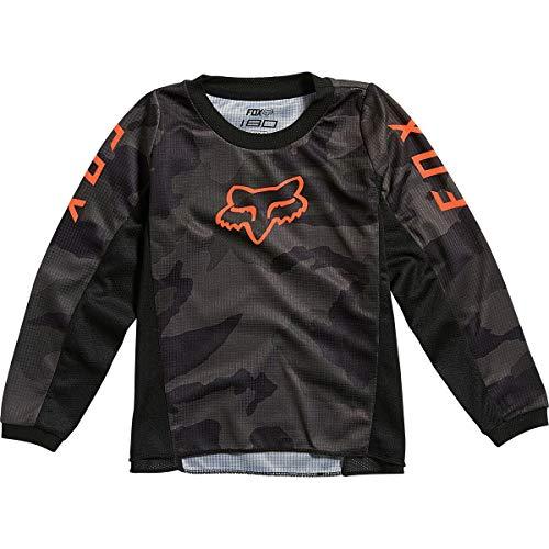 Fox Kids 180 Trev Jersey [Black Camo] KS