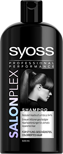 Syoss Shampoo Salon Plex, 3er Pack (3 x 500 ml)
