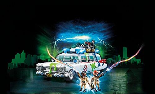 Achetez la Voiture Playmobil Ghostbusters Ecto-1 Véhicule - 9220 - 5