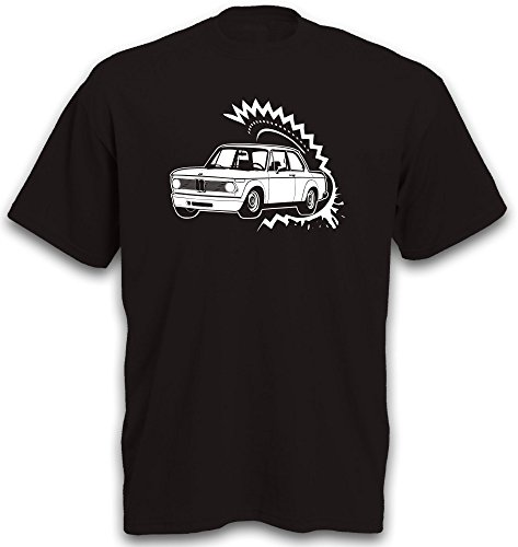T-Shirt Auto 2002 Turbo Typ 114 Motiv E10 E20 Youngtimer Oldtimer PKW Gr. S