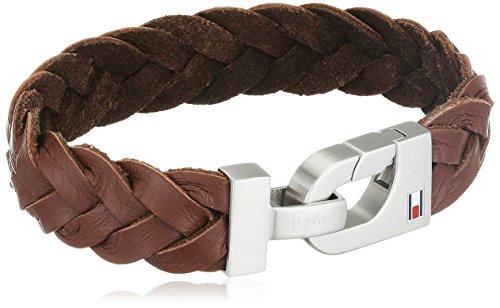 Tommy Hilfiger Herren-Armband Edelstahl 20.5 cm-2700874