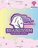 Brainstorm (Art Journal): Unicorn Notes (Brainstorm Notebook)