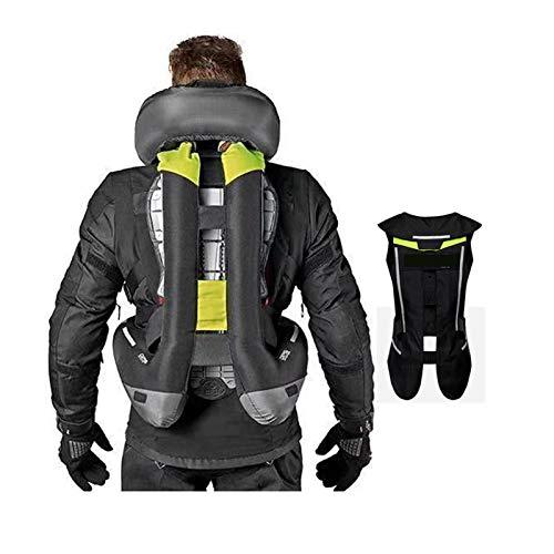 Gilet Airbag D'équitation Équipement De Sécurité Équestre Avec Protection Dorsale Convient Pour Les Motos Et...