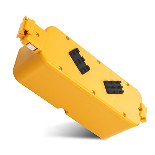 Futurebatt 14.4v 3500mAh Battery Compatible with iRobot Roomba 400 405 410 415 416 418 4000 4100 4105 4110 4130 4150 4170 4188 4210 4200 4220 4225 4230 4232 4260 4296 Dirt Dog Discover Scheduler