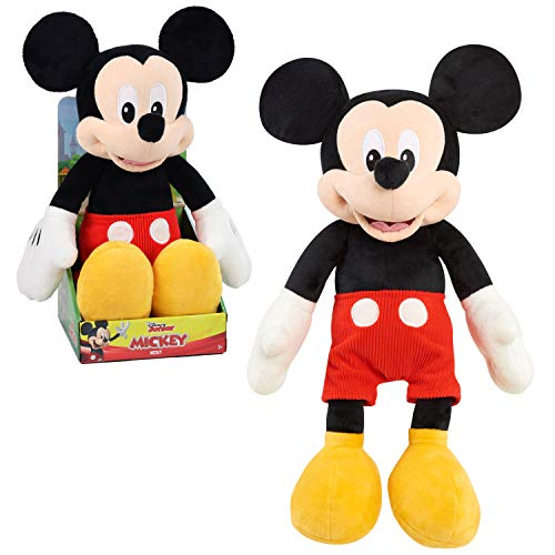 Mickey Mouse Preschool Large Mickey, 15 inches tall, PLUSH BASIC