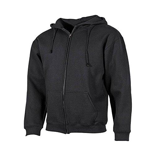 Tucuman Aventura - Camo Sweat-Shirt Capuche Kangourou (Noir, XL)