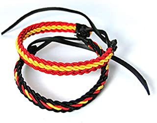 5ad2dee06e26 Amazon.es: pulseras bandera españa
