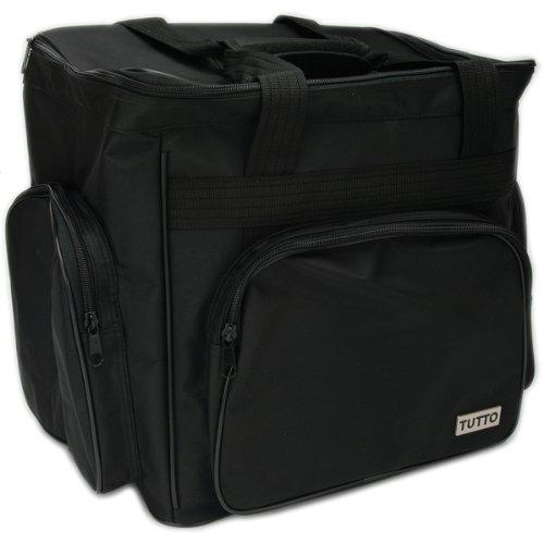 """Tutto Serger & Accessory Bag 14-1/2""""X14-1/2-Black"""