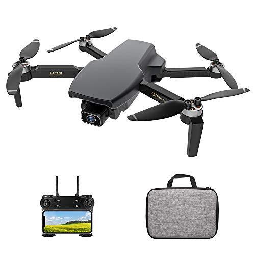 GoolRC SG108 RC Drone con Cámara 4K Drone sin Escobillas Cámara Dual 5G WiFi FPV GPS Flujo óptico Posicionamiento Gesto Foto Video Punto de Interés Vuelo Sígueme RC Qudcopter