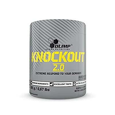 Olimp Labs Knockout 2.0 Pre-Workout Powder, Pear Attack Knockout 2.0 - pear Attack
