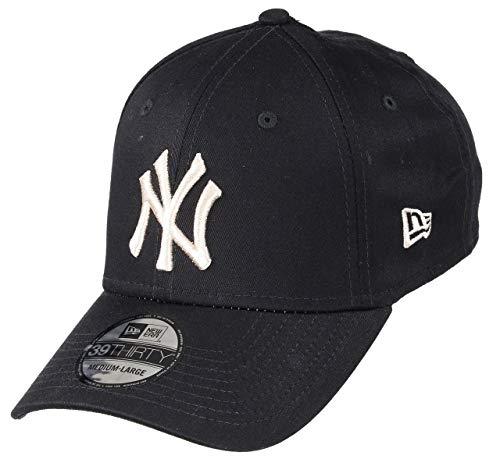 New Era Gorra 39Thirty MLB YankeesEra de Beisbol Baseball (S/M (54-57 cm)...