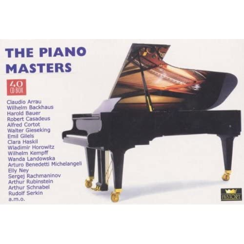 The Piano Masters 40cd Box