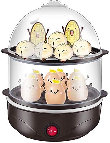 TYXL Eierkessel. Eierkocher, 200w Kleine Macht Multifunktionaler Schneller elektrischer Eierkessel mit Auto-Abschalt,...
