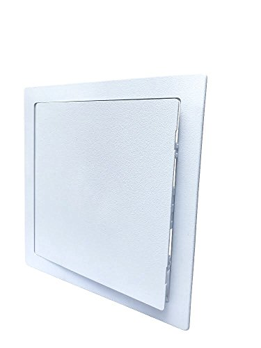 SUMASAI Plumbing Access Panel Access Panel 12 x 12 inch Access Door with Removable Hinged Door. Durable Plastic Drywall Access Panel