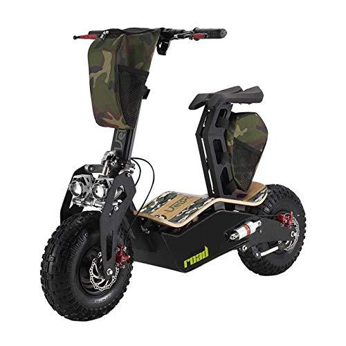 Scootcross électrique (batterie lithium ION)...
