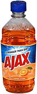 Ajax Orange Scented All Purpose Cleaner 16.9 Ounce (3)