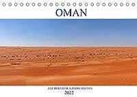 Oman - Zauberhafte Landschaften (Tischkalender 2022 DIN A5 quer): Der Kalender entfuehrt Sie in den zauberhaften Oman und zeigt Ihnen Landschaften wie aus 1001 Nacht. (Monatskalender, 14 Seiten )