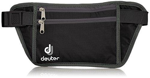 Deuter money belt ceinture de sécurité s noir/granite-noir - 0