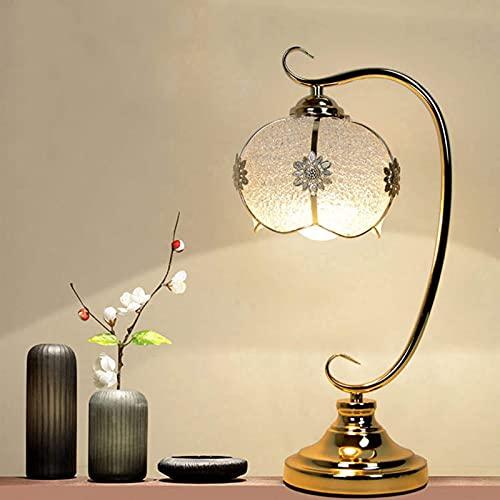 Lámpara de mesa moderna para dormitorio, mesita de noche minimalista, luz de noche decorativa, sala de estar, lámpara de escritorio de metal con pantalla acrílica para restaurante, comedor, bar, estu