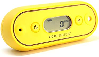 Waterproof Hydrogen Sulfide Meter by Forensics   2 Year Battery Life   3 Year Sensor   USA NIST Calibration   Rubber Soft-Touch   0-100ppm H2S  