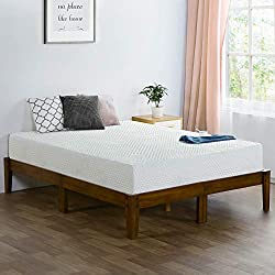 Olee Sleep 8 Inch Ventilated Convolution Memory Foam Mattress Review