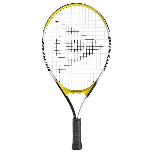 Dunlop 677324 Raqueta de Tenis, Unisex-Child, Multicolor, Talla Única
