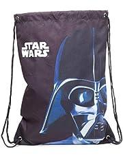 Star Wars CI080437STW Darth Vader gymtas, zwart