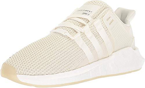 adidas Originals Herren EQT Support 93/17 Laufschuh, Off-White/Off-White/White, 42 EU