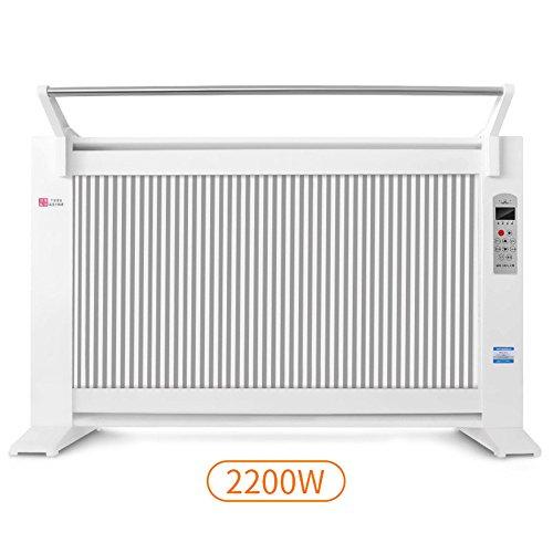 Elektroheizkörper HAIZHEN Heizung Carbon Heizung schnelle Konvektion Wärme Haushalt energiesparende Heizkörper 1600w \ 2000w \ 2200w Energieeinsparung (größe : 2200W)