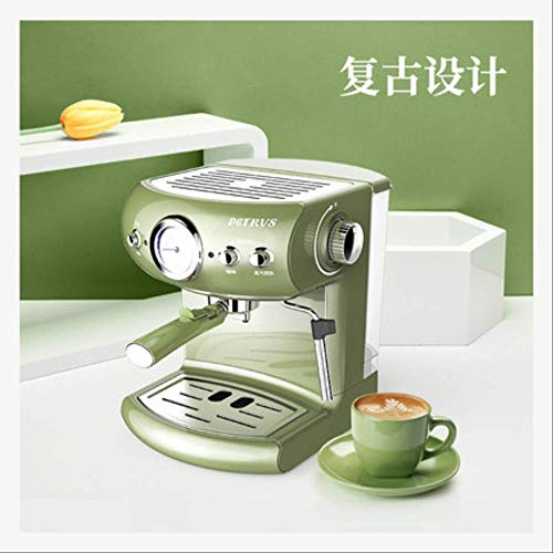 Cheapest Prices! Coffee Machine Household Full Semi-automatic Italian Commercial Steam-type Milk Tea...