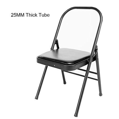 Best Review Of Folding Yoga Chair, Inverted Auxiliary Equipment, Bold Stainless Steel 22MM, 25MM. 31...