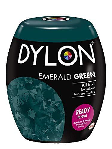 DYLON Textielverf Wasmachine Pods, Emerald Green