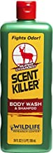 Scent Killer 540-24 Wildlife Research Body Wash and Shampoo