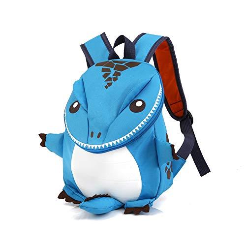 HAOHAOCHENG-WL Dinosaur Baby kinderdagverblijf Children's School Tassen Rugzak Cartoon Tassen Comfortabel