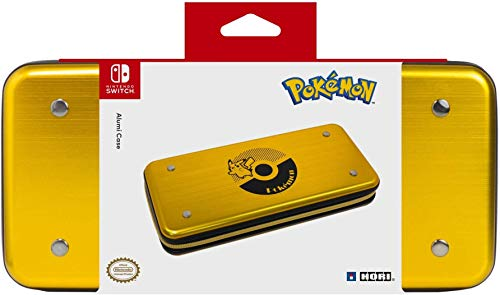 Switch Alumi Case Pikachu (Gold) [ ]