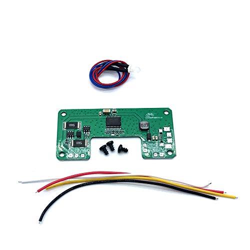 VIDOO 5V 10W X-Charger Board para Frsky X-Lite Radio Transmisor Módulo De Cargador Incorporado 18500 18650 14500 Batería