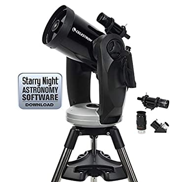 Celestron CPC 800 XLT Computerized Telescope w/Tube and Tripod