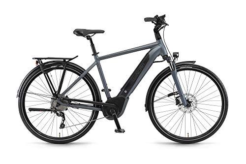 Winora Sinus i10 500 Pedelec E-Bike Trekking Fahrrad grau 2019: Größe: 56cm