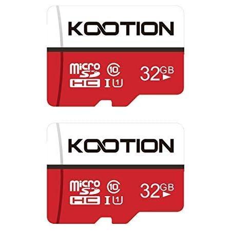 Kootion Micro Sd Karte 32gb Speicherkarte Microsdhc Computer Zubehör