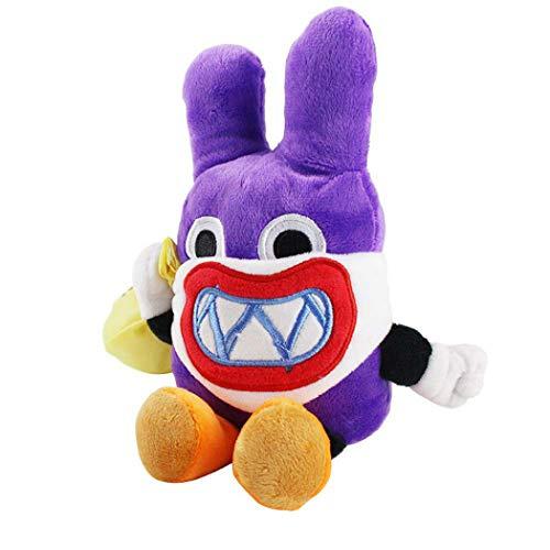 EU_LevinArt Dieb Nabbit Kaninchen Plüsch Nabbit Puppe Spielzeug Plüschtier Süßes Kaninchen Kaninchen Plüschtiere