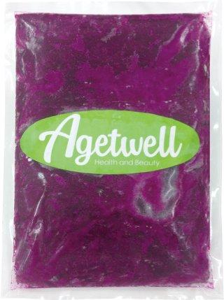【冷凍】Agetwell ドラゴンフルーツ ピューレ(無糖)1kg