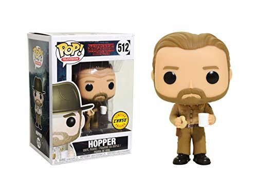 Funko POP! Stranger Things: Jim Hopper Chase