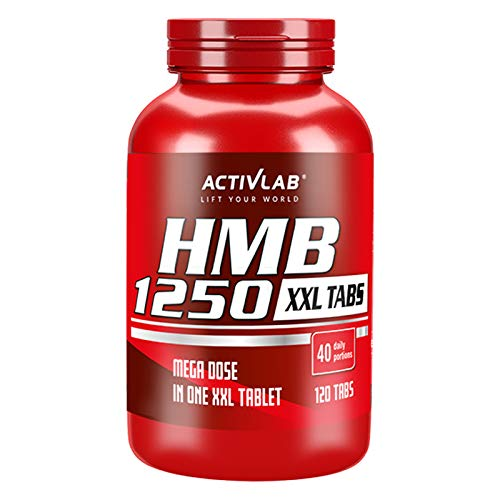HMB 120 Cápsulas | Crecimiento De Masa Muscular | Anabólico | Anticatabólico | Reducción De Tejido Graso | Culturismo