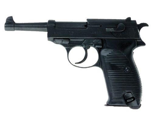 Denix Erwachsene Deutsche Attrappe Gefälschte Waffenreplik, schwarz, One Size